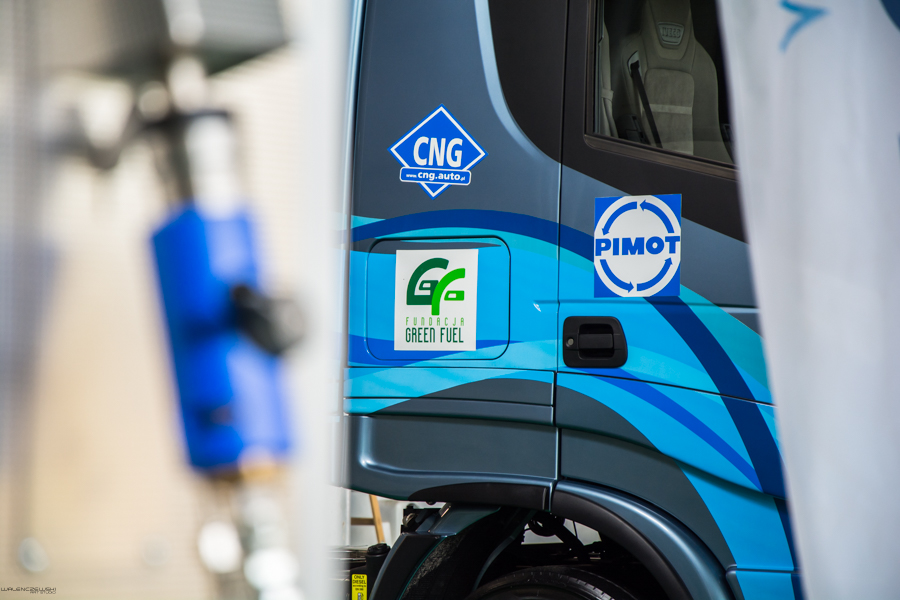 Warsaw Gas Days 2018 – Zaproszenie -'Metan dla Transportu' Konferencja CNG LNG