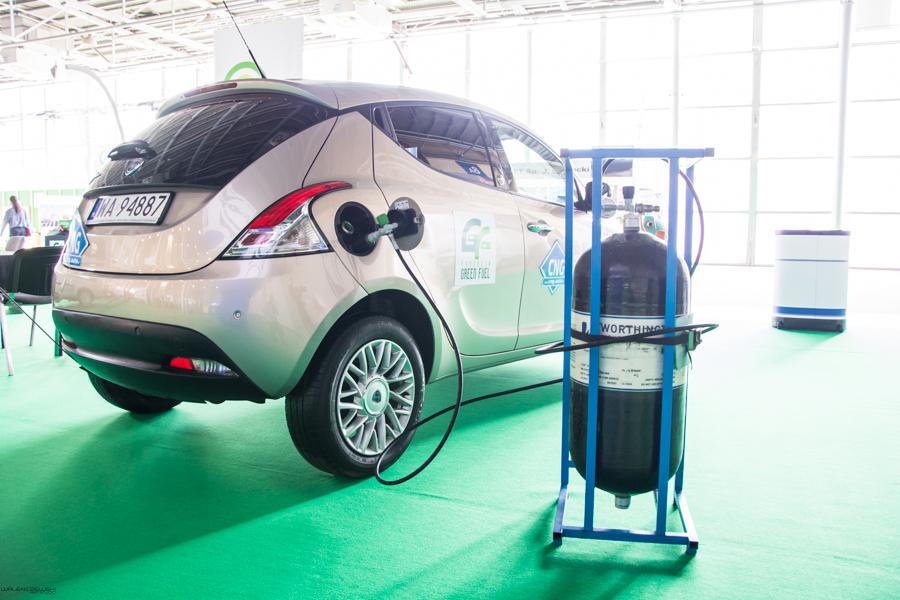 GasShow 2019 – Wystawa pojazdów ekologicznych CNG/LNG