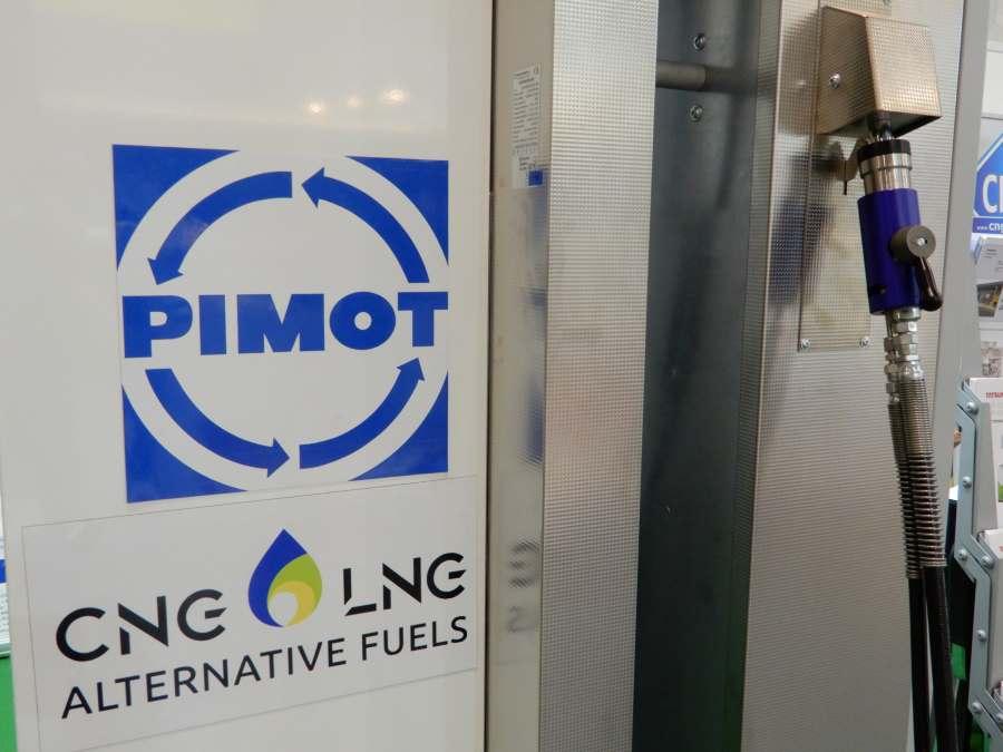 Strefa Metanu' XXV Międzynarodowe Targi Stacja Paliw 2018 pod Patronatem Naukowym Przemysłowego Instytutu Motoryzacji PIMOT
