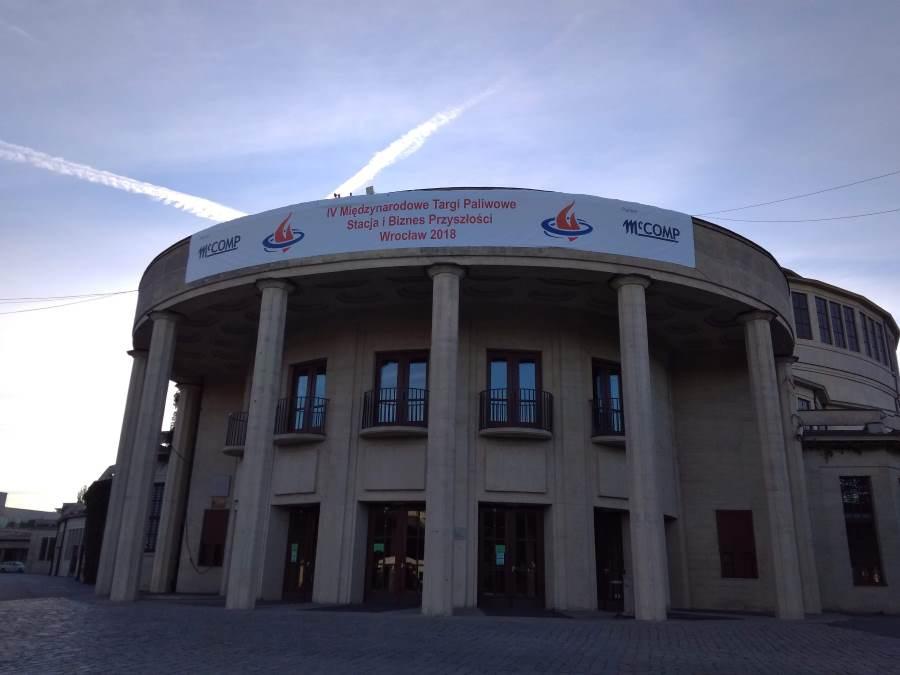 Międzynarodowe Targi Paliwowe – Stacja i Biznes Przyszłości – Podziękowanie dla Organizatorów