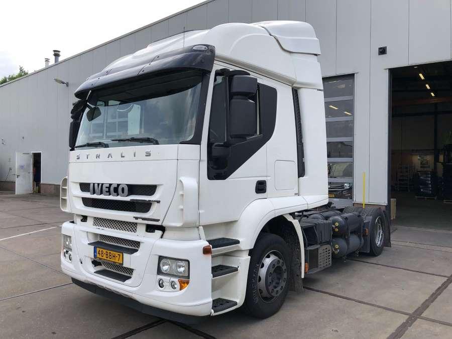 Ogłoszenie – samochód cieżarowy CNG/LNG