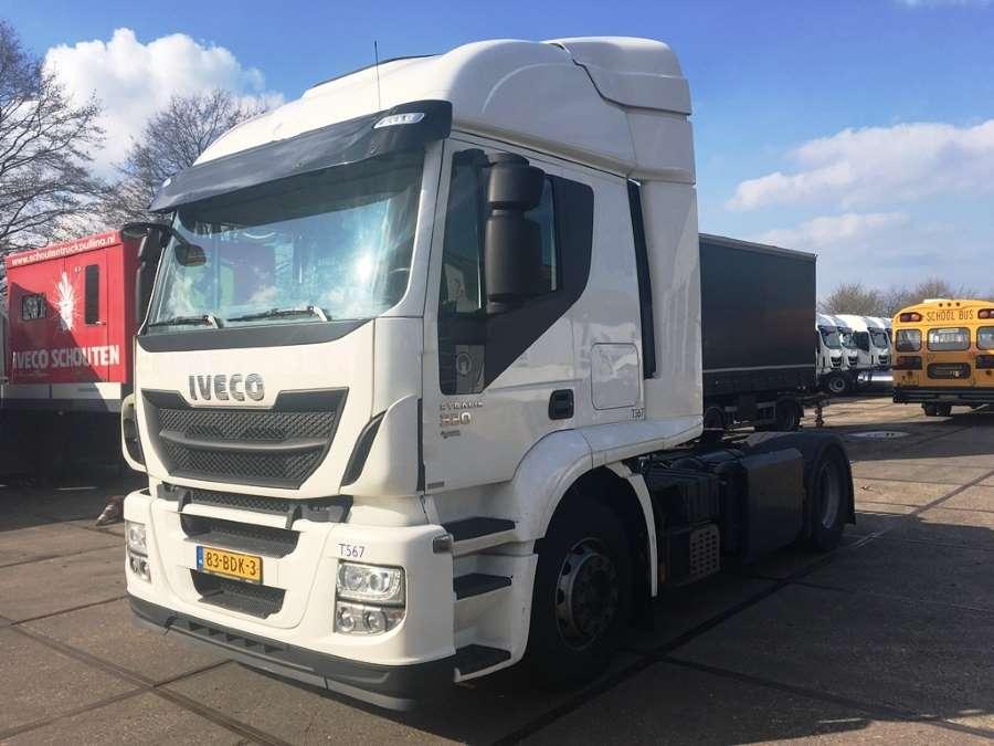Ogłoszenie – samochód cieżarowy LNG