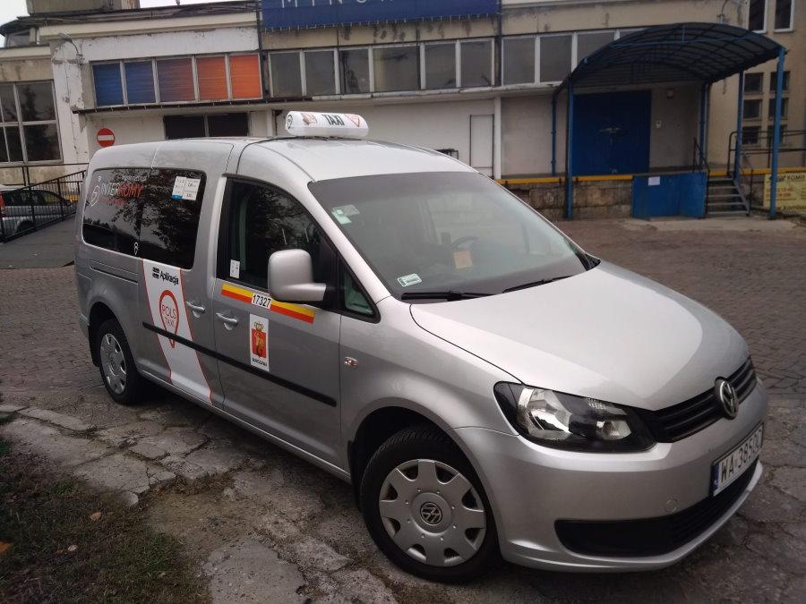 Sprzedam VW CADDY 2.0 Ecofuel / CNG MAXI. 7 -osobowy wersja Tramper
